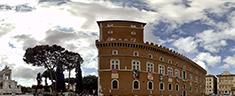 """Roma: visita guidata ai """"luoghi segreti"""" di Palazzo Venezia"""