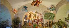Costiera Amalfitana: a Minori il Presepe dipinto di Giacomo Palladino