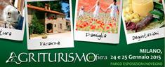 Milano: al via Agriturismoinfiera