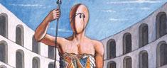 La Neometafisica di De Chirico in mostra a Campobasso