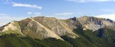 I Monti Simbruini, le Alpi romane