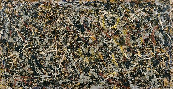 L'Alchimia di Pollock in una mostra a Venezia