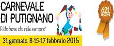 Arriva il Carnevale di Putignano