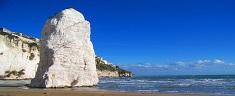 Le 5 spiagge più belle del Gargano