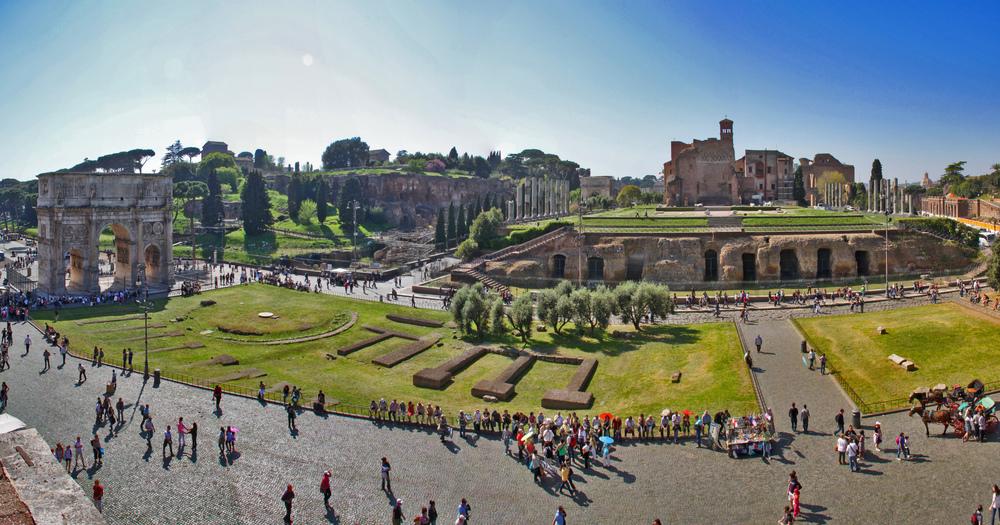 Domus Aurea di Roma
