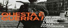 Padova: in mostra la fotografia di guerra