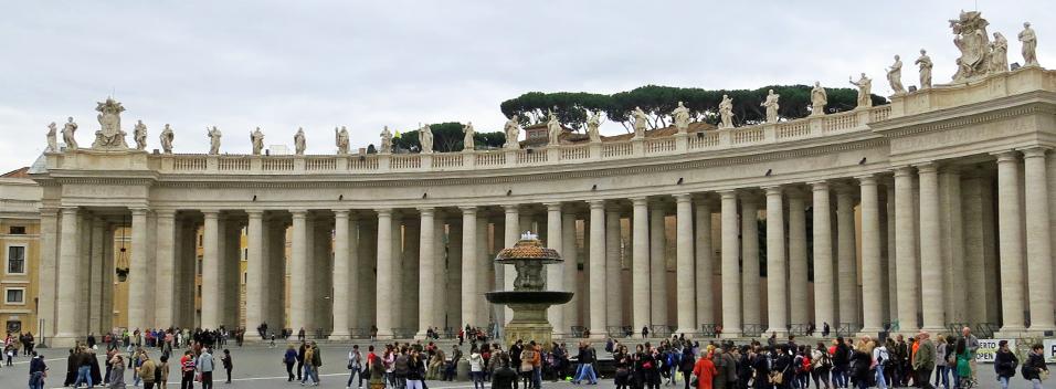 Itinerari nell'arte: sulle orme del Bernini a Roma