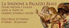 Palazzo Reale di Torino: la Sindone e gli altri tesori in una mostra speciale