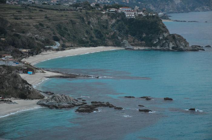 Le 3 più belle spiagge della Calabria Tirrenica