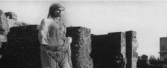 Alle Terme di Diocleziano in mostra la Roma di Florence Henri