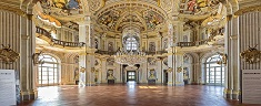 Torino: torna a splendere il Salone della Palazzina di Caccia di Stupinigi