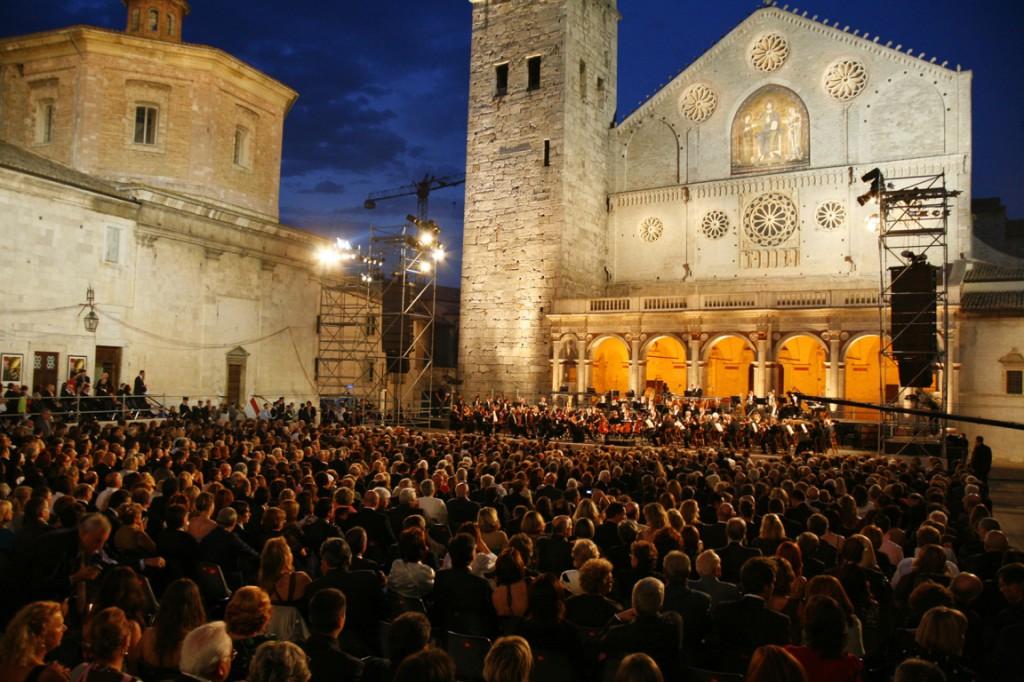Festival 2 mondi Spoleto