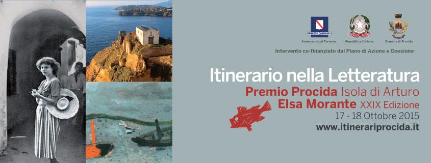 Itinerario nella Letteratura: Procida nelle parole e nei luoghi di Elsa Morante